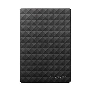 Seagate Expansion 1TB Hard Disk Eksternal - Black [STEA1000400]