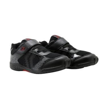 Precise Brandon Sepatu Anak - Hitam