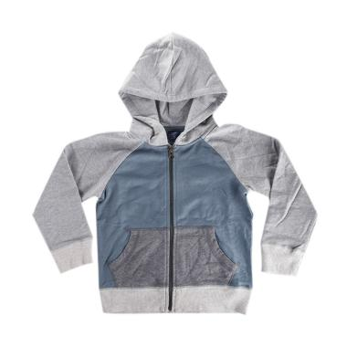 Branded Outlet BO 961 Baby Jacket - Blue Grey