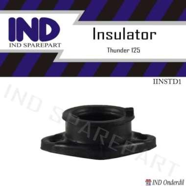 harga Insulator-Manipul-Manifold-Intake Thunder 125 Cocok Untuk PE 28 Diskon Blibli.com