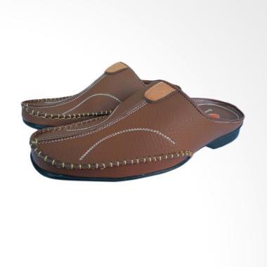 Boorselly Arsy Bustong Slip On Sepatu Sandal Pria ...