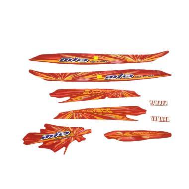 harga Idola Striping Aksesoris Motor for Mio Sporty 2008 - Merah Blibli.com