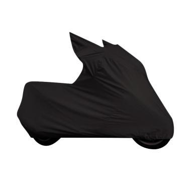Mantroll Cover Motor Khusus for Kawasaki Ninja 650 - Black