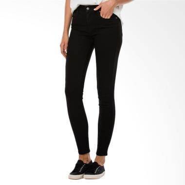 Levi's 18882-0024 721 High Rise Skinny Celana Jeans Wanita - Black