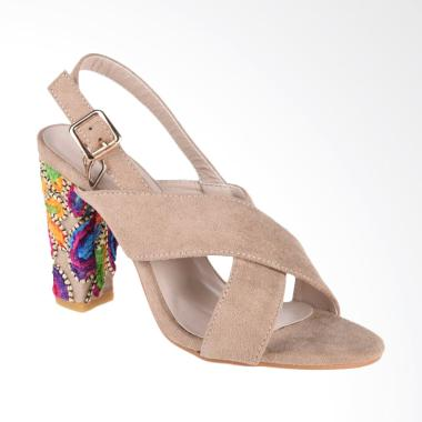 Papercut Shoes GZ 02 Xianggelula 28 ... els Sepatu Wanita - Beige