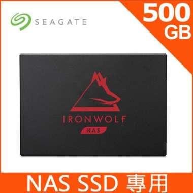(seagate)Seagate [Nasswolf IronWolf 125] 500G 2.5-inch SATAIII SSD (ZA500NM1A002)