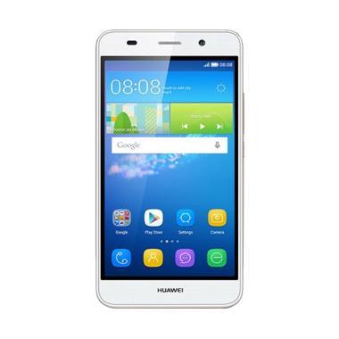 Huawei Y6 LTE Smartphone - White [8GB/RAM 2GB]