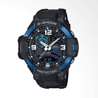 CASIO G-Shock GA-1000-2B Jam Tangan Pria
