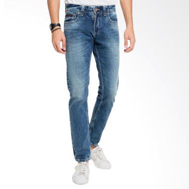 Jual 2nd Red 2Nd Red Slim Fit Denim 133252 Original ZALORA Source · Lois Jeans Slim Fit Celana Panjang