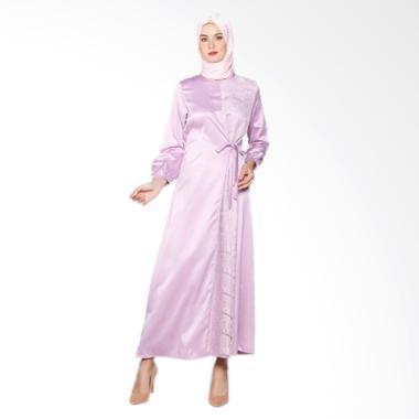 Yanna Azwar Rumanah Dress - Purple