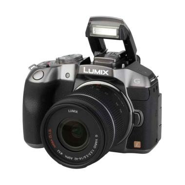 Panasonic Lumix DMC G7K Kit 14-42mm ... amera Mirrorless - Silver