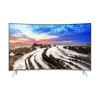 Samsung UA49MU8000KPXD Premium UHD 4K Curved TV [49 Inch/ Medan]