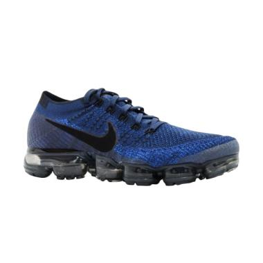 NIKE Air VaporMax Flyknit Navy Blue