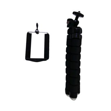 BabyTalk Tripod Flexible Octopus Br ...  Camera Handphone - Black