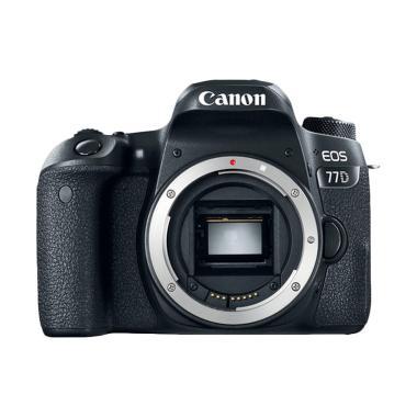 Canon EOS 77D Kamera DSLR [Body Only/ Wifi]