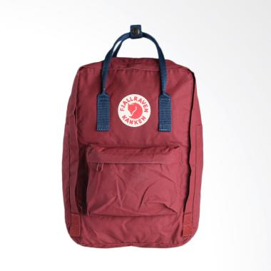 Fjallraven Kanken 27172 Tas Ransel  ...  Red Royal Blue [15 Inch]