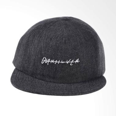 Quiksilver Pinches Cap Hdwr Topi Pria - Black AQYHA03826-KVJ0