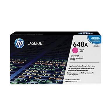 harga HP CE263A Printer Cartridge for HP LaserJet CP4025/4525 - Magenta Blibli.com