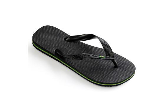 Havaianas 0090 Brasil Sandal - Black