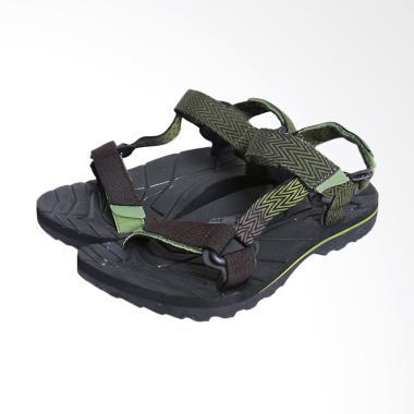 Eiger Kinkajou Palang Sandal Pria - Green