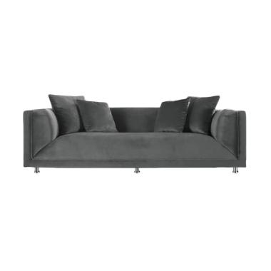 Ivaro Major Sofa - Grey
