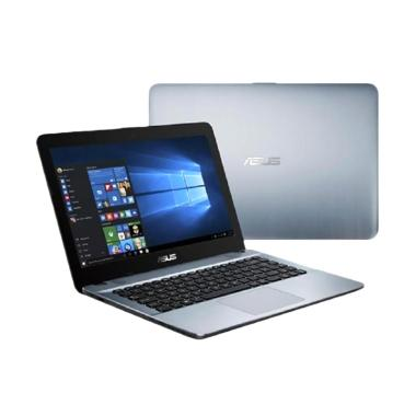 Asus X441NA-BX402T Notebook - Silver [N3350/WIN10/90NB0E22-M03190]