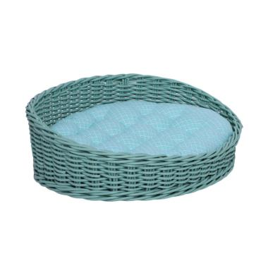 kandang, tempat tidur anjing/kucing ... araan - Mint [Size S] new