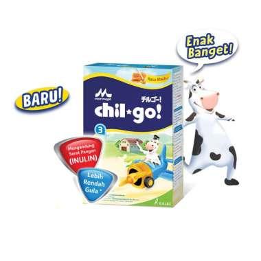 Morinaga Chil Go 3+ 300gr Susu Formula Bubuk Anak Rasa Madu / Morinaga Chil-Go