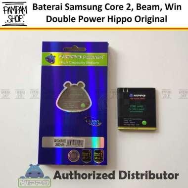 harga Baterai Hippo Double Power Original Samsung Galaxy Core 2 G355H G355 Batre Batrai Handphone Hipo Ori Blibli.com