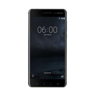 Nokia 6 Smartphone - Matte Black [32GB/3GB]