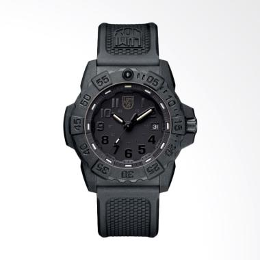 Luminox Navy Seal Jam Tangan Pria - Black Out 3501.BO