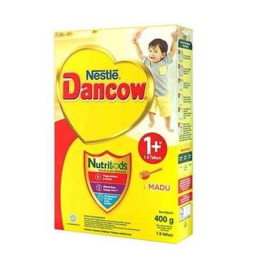 Dancow 1+ Madu Susu Formula [400 g]