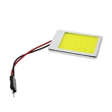 JMS COB 24 SMD Lampu LED Mobil/Kabin/Plafon - White