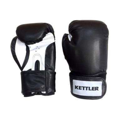 Kettler Boxing Gloves - Black [10-OZ] 0991-120