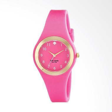 Kate Spade 1YRU0608 Rumsey Silicone ...  Jam Tangan Wanita - Pink