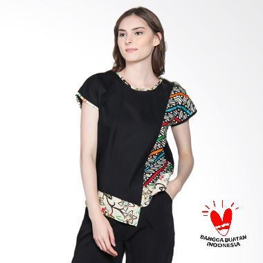 Batik Segoro Mas SM 074 #5 Jounjien T-Shirt Batik Wanita