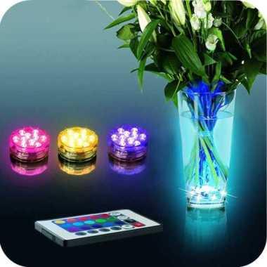 harga Lampu LED Underwater dengan Remote - 13017 Putih Blibli.com
