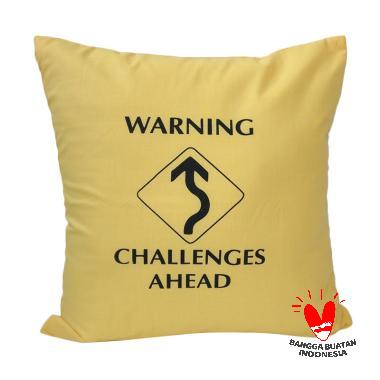 Stiletto In Style Challenge Ahead Cushion Cover