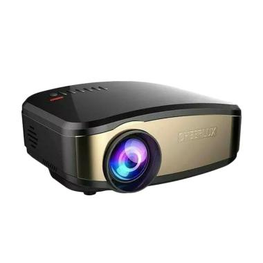 G-HOLIC Cheerlux C6 Mini Projector  ... pport Wifi dan TV Tunner]