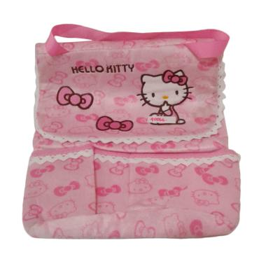 Hello Kitty HK Cute Kantong Serbaguna - Pink
