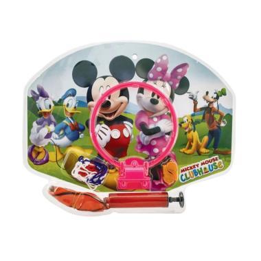 harga Disney Happy Toon Mickey Mouse Basket Ring Mainan Anak Blibli.com