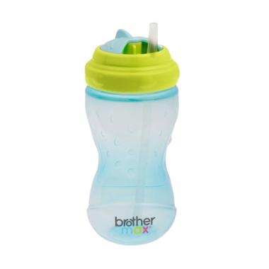 Brother Max Swivel Straw Bottle Twist & Go Sipper 12m+ [360 mL]