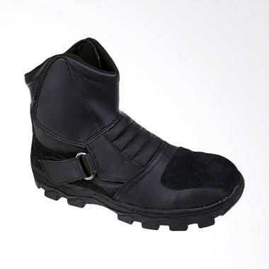 Recommended 239 Sepatu Boots Safety Pria - Hitam