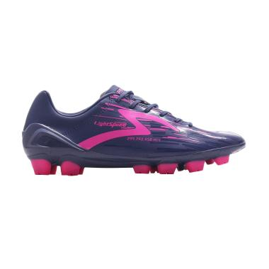 Specs Accelerator Lightspeed Sepatu Sepakbola Pria - Purple [100700]