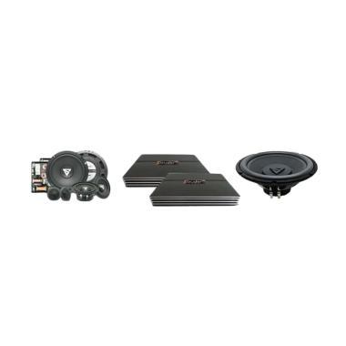Innovation Paket Audio Mobil 3 Way 2 Power Speaker [Type A]