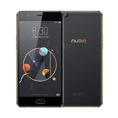 ZTE NUBIA M2 Lite Smartphone -  Black Gold [32 GB/4 GB]