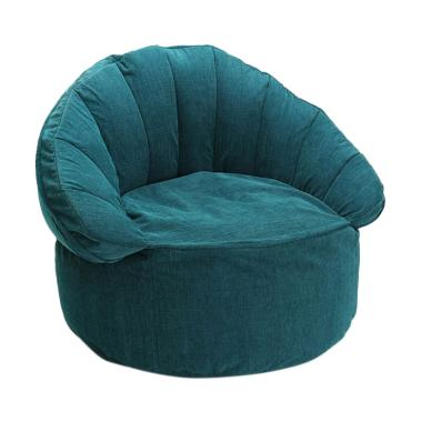 Bottom Dock Croissant Rover Bean Bag - Tosca