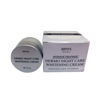 [PROMO] Ertos Dermo Night Cream Whitening