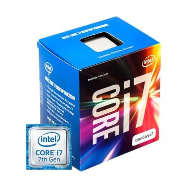 Intel Core i7-7700 KabyLake Processor [3.6 Ghz/ Socket 1151/ Box]