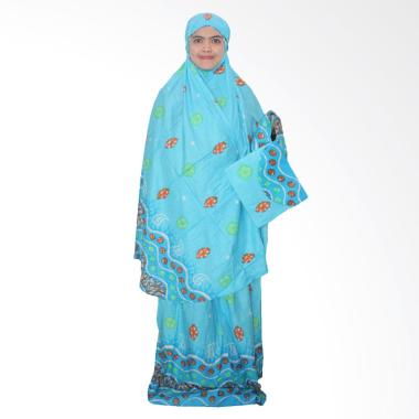 Batik Alhadi MPT001-21C Mukena Bali - Multicolor